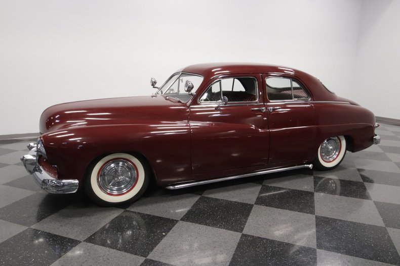 1950 Mercury Sport Sedan 5