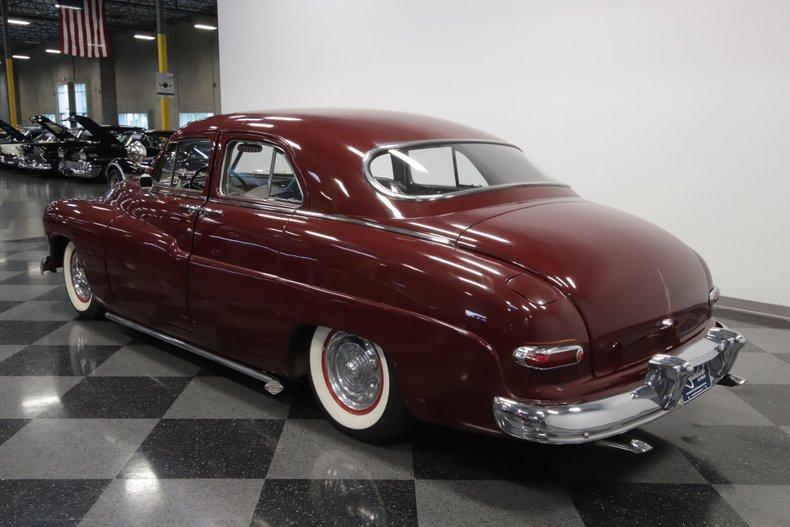 1950 Mercury Sport Sedan 8