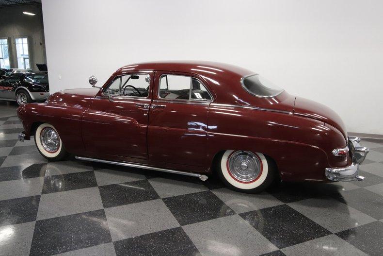 1950 Mercury Sport Sedan 7