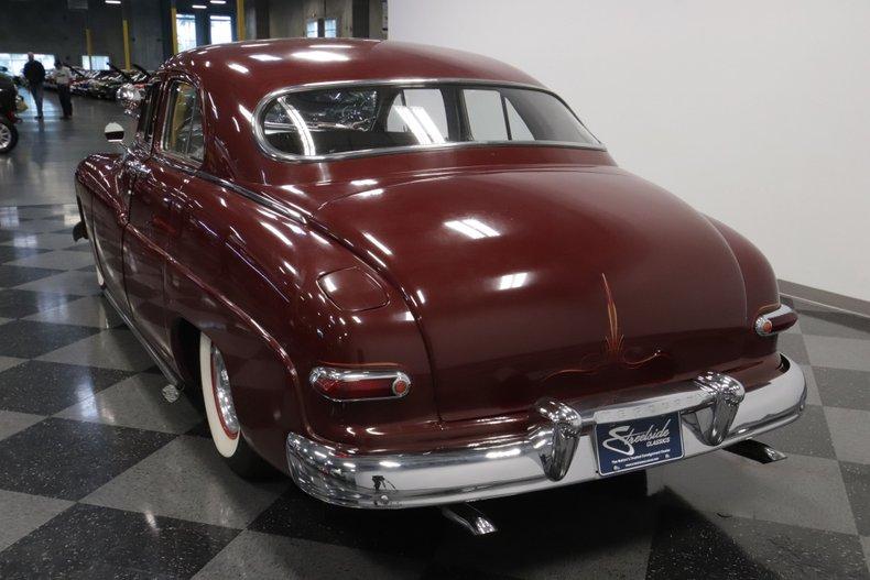 1950 Mercury Sport Sedan 9