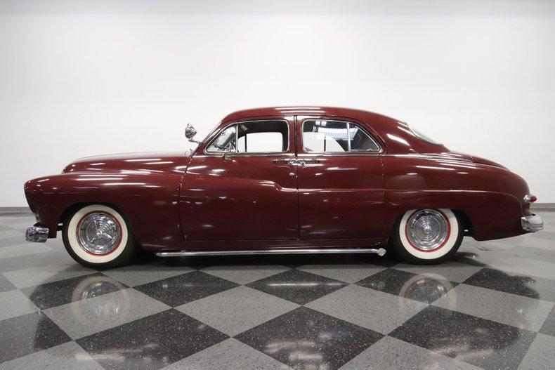 1950 Mercury Sport Sedan 2