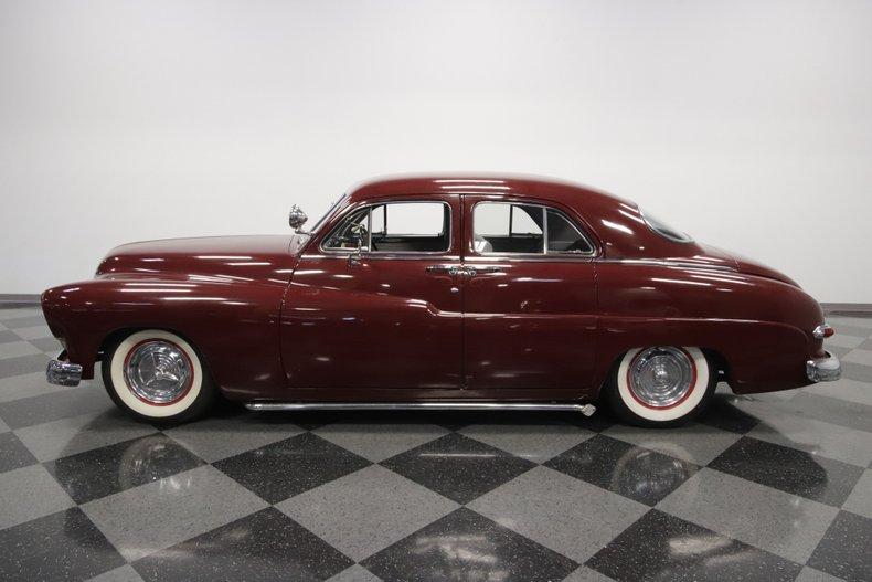 1950 Mercury Sport Sedan 6