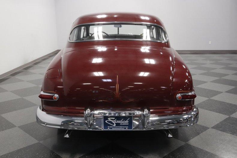 1950 Mercury Sport Sedan 10