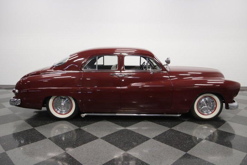 1950 Mercury Sport Sedan 14