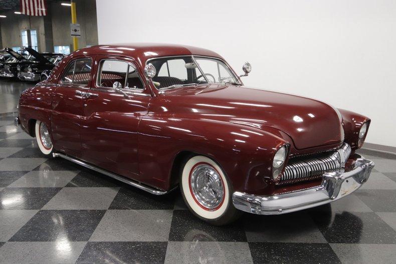 1950 Mercury Sport Sedan 16
