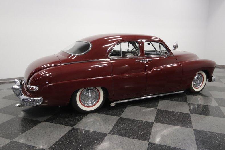 1950 Mercury Sport Sedan 13