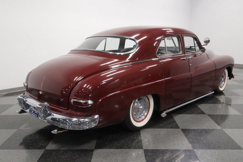 1950 Mercury Sport Sedan 12