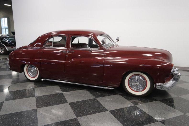 1950 Mercury Sport Sedan 15