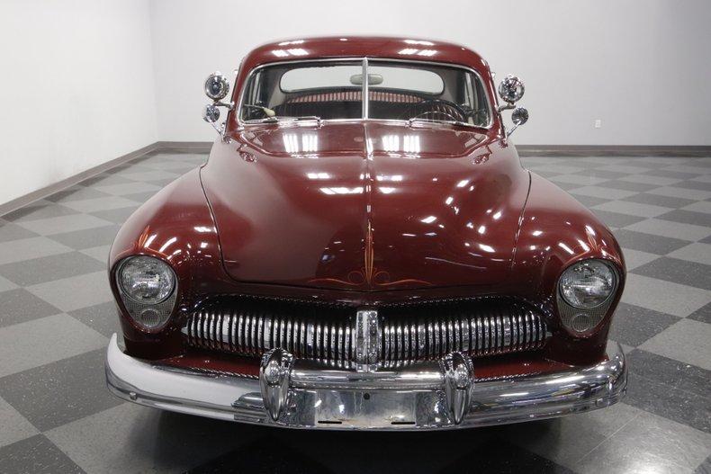 1950 Mercury Sport Sedan 18