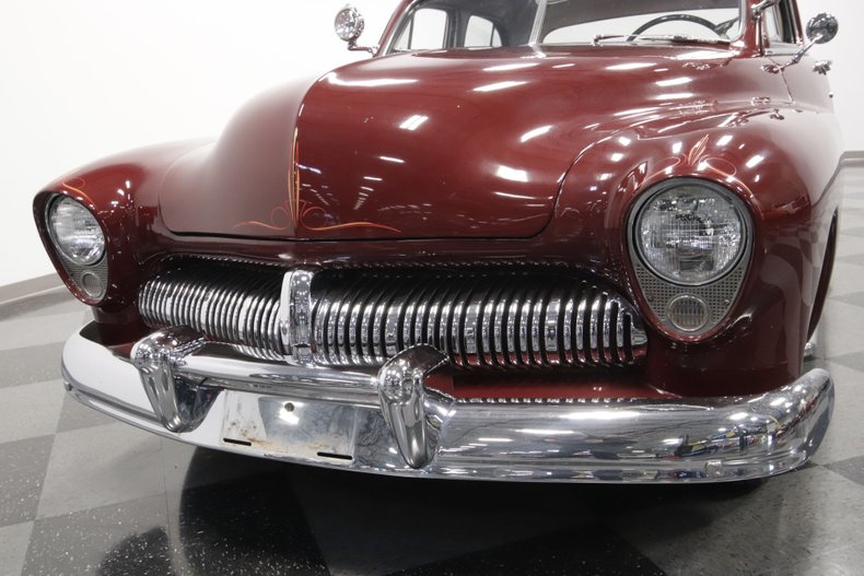 1950 Mercury Sport Sedan 21