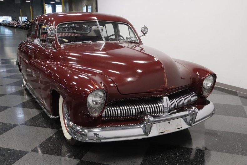 1950 Mercury Sport Sedan 17