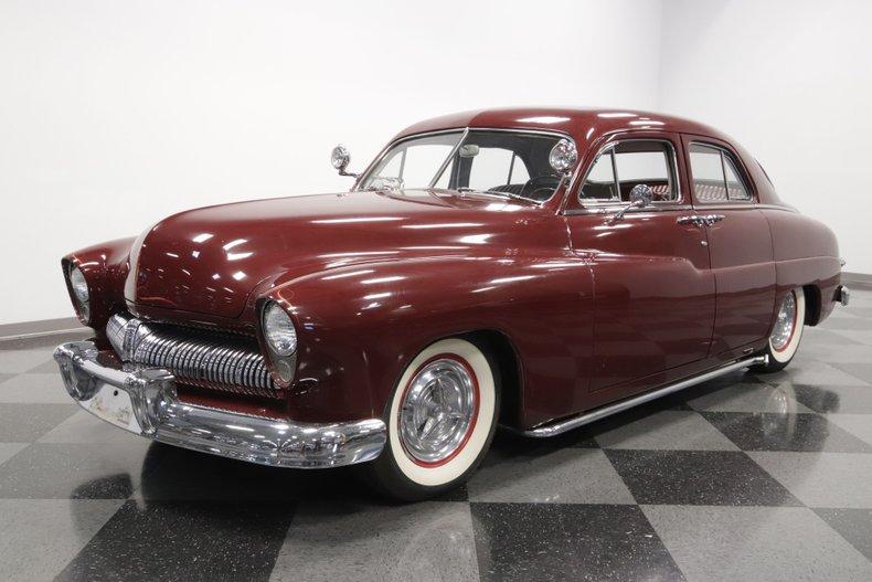 1950 Mercury Sport Sedan 20
