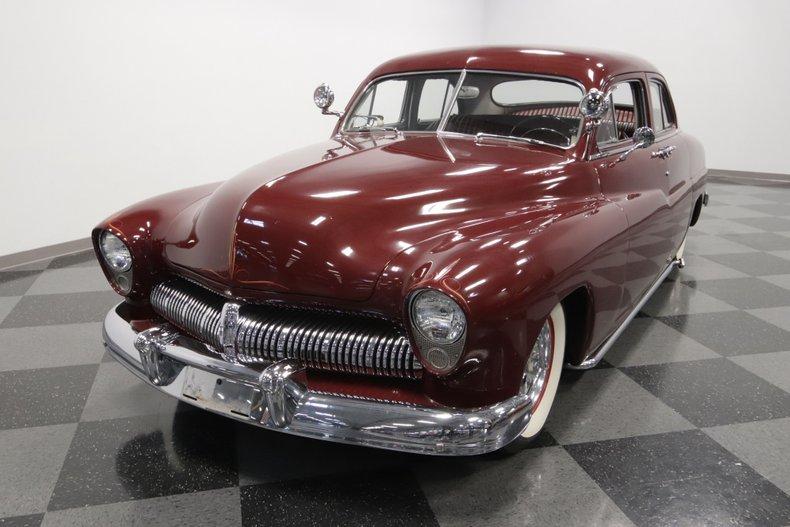 1950 Mercury Sport Sedan 19