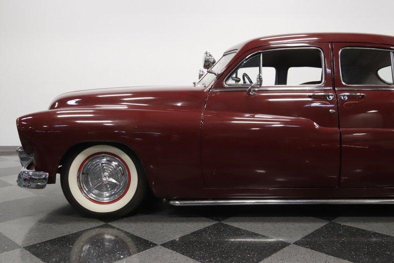 1950 Mercury Sport Sedan 24