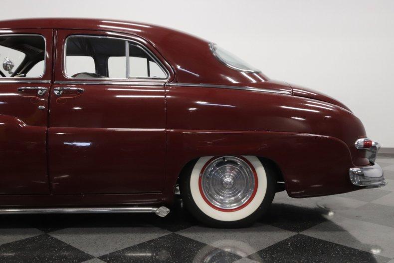 1950 Mercury Sport Sedan 25