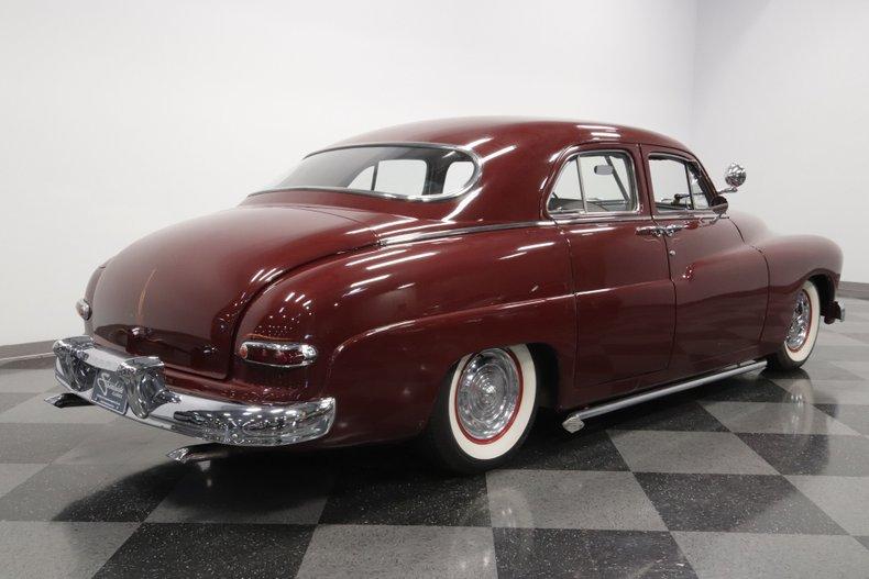 1950 Mercury Sport Sedan 27