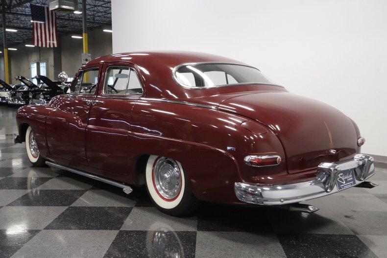 1950 Mercury Sport Sedan 26