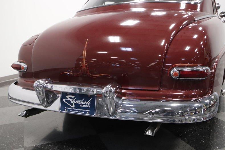 1950 Mercury Sport Sedan 28