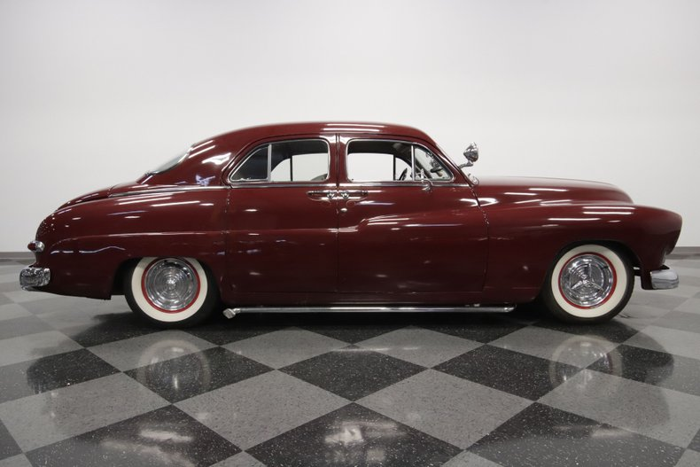 1950 Mercury Sport Sedan 30
