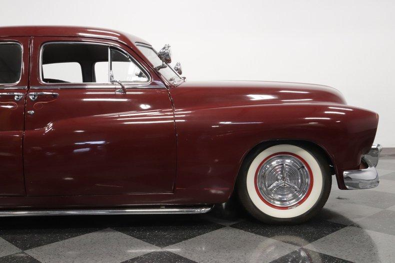 1950 Mercury Sport Sedan 32