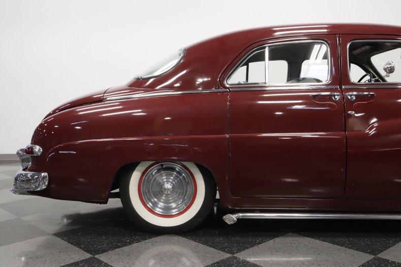 1950 Mercury Sport Sedan 31