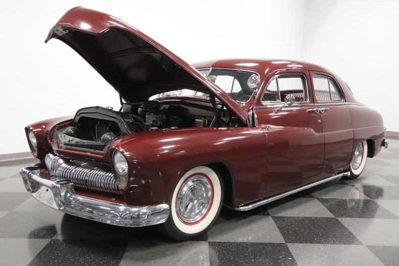 1950 Mercury Sport Sedan 34