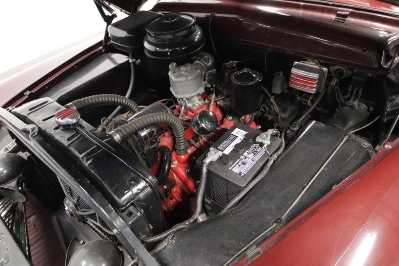 1950 Mercury Sport Sedan 35