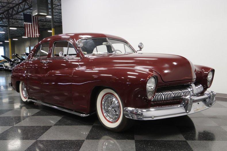 1950 Mercury Sport Sedan 33