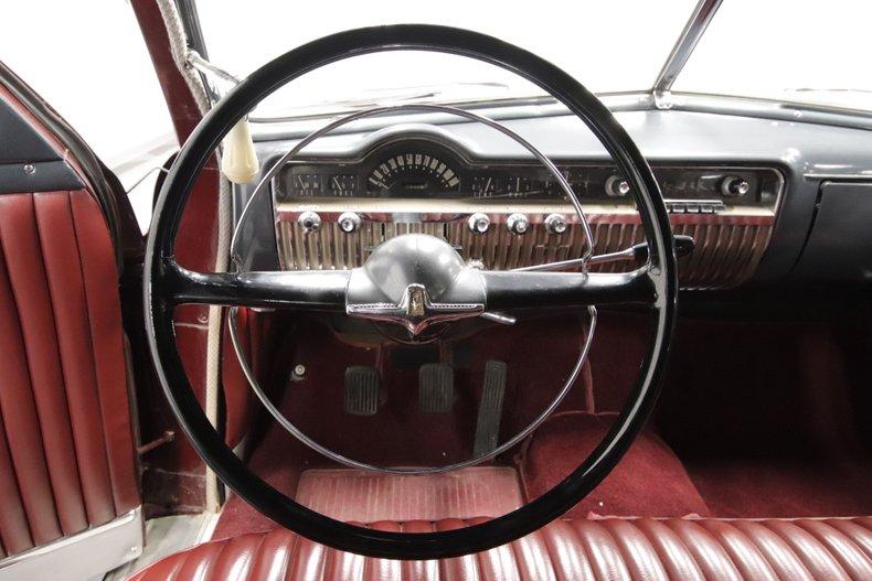 1950 Mercury Sport Sedan 40