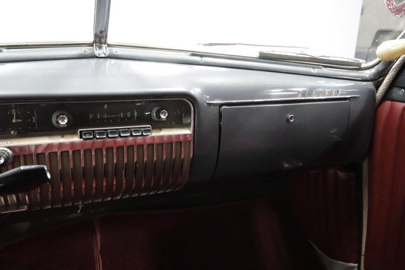 1950 Mercury Sport Sedan 43