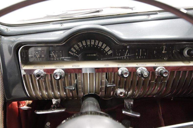 1950 Mercury Sport Sedan 41