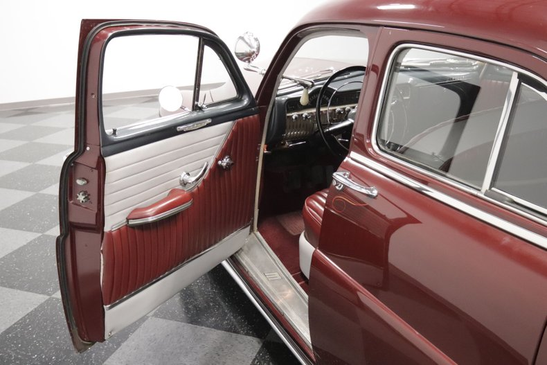 1950 Mercury Sport Sedan 37
