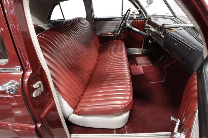 1950 Mercury Sport Sedan 45