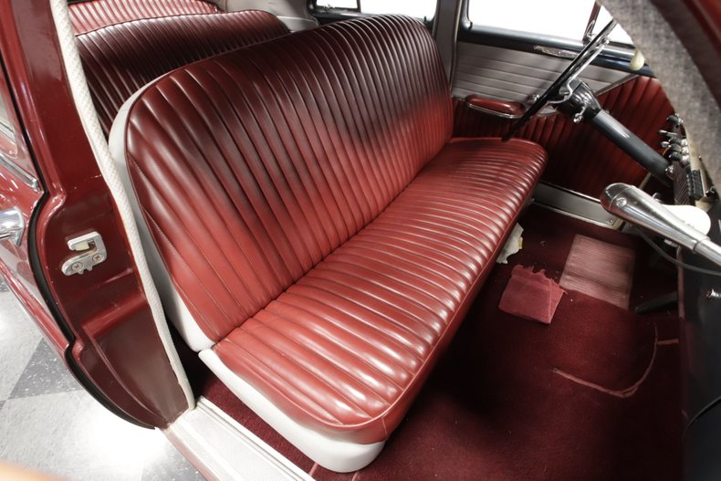 1950 Mercury Sport Sedan 44