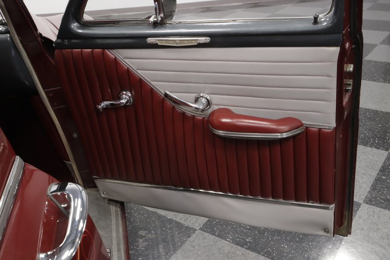 1950 Mercury Sport Sedan 49