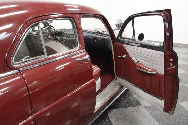 1950 Mercury Sport Sedan 50