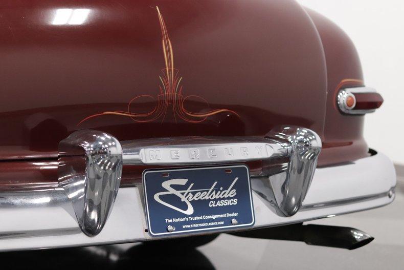 1950 Mercury Sport Sedan 60