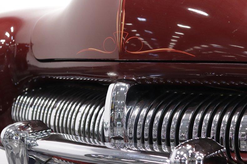 1950 Mercury Sport Sedan 56