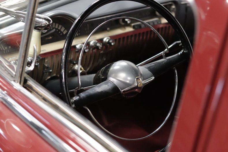 1950 Mercury Sport Sedan 57