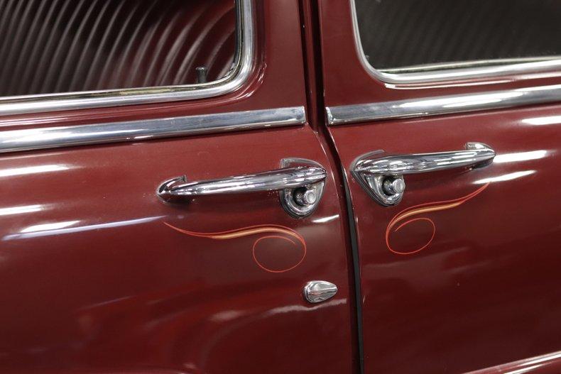 1950 Mercury Sport Sedan 59