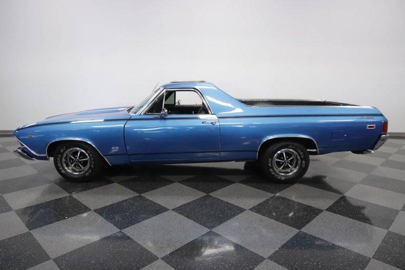 1969 Chevrolet El Camino 7