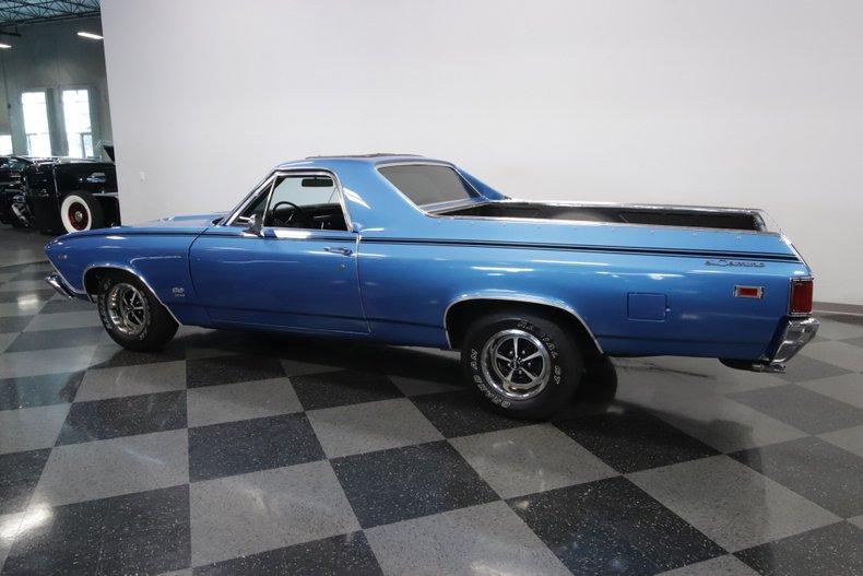 1969 Chevrolet El Camino 8