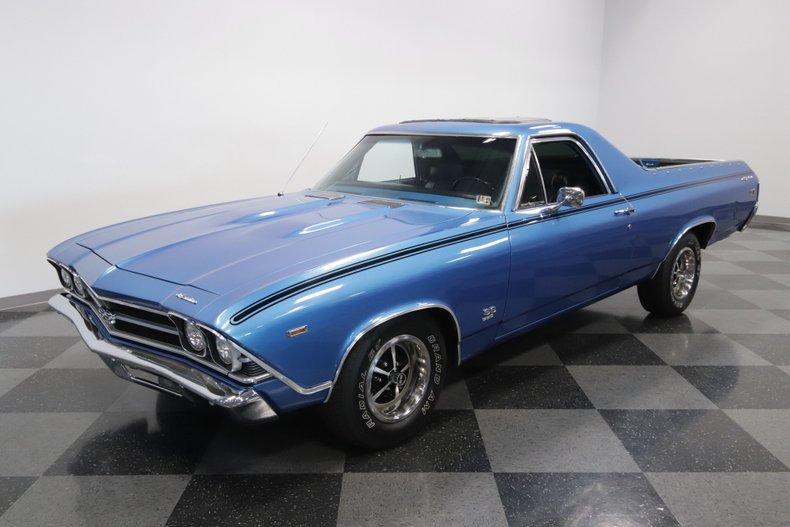 1969 Chevrolet El Camino 5