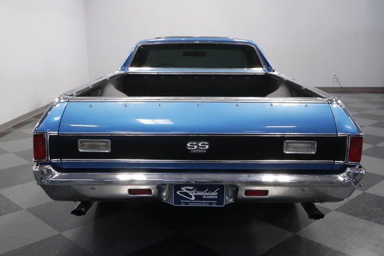 1969 Chevrolet El Camino 11