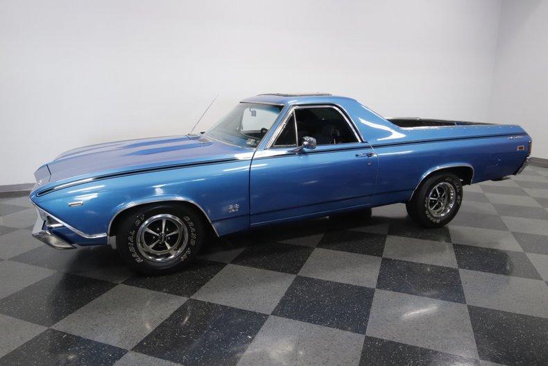 1969 Chevrolet El Camino 6
