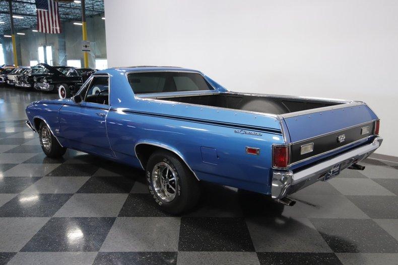 1969 Chevrolet El Camino 9