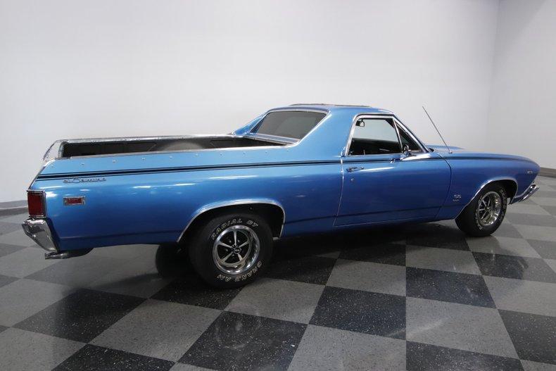 1969 Chevrolet El Camino 14