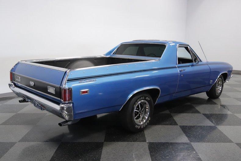 1969 Chevrolet El Camino 13