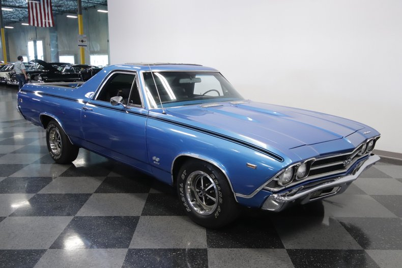 1969 Chevrolet El Camino 17