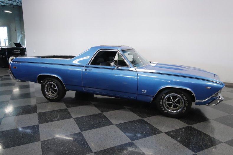 1969 Chevrolet El Camino 16